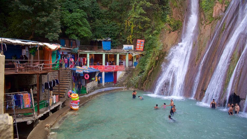 Jharia Pani Falls